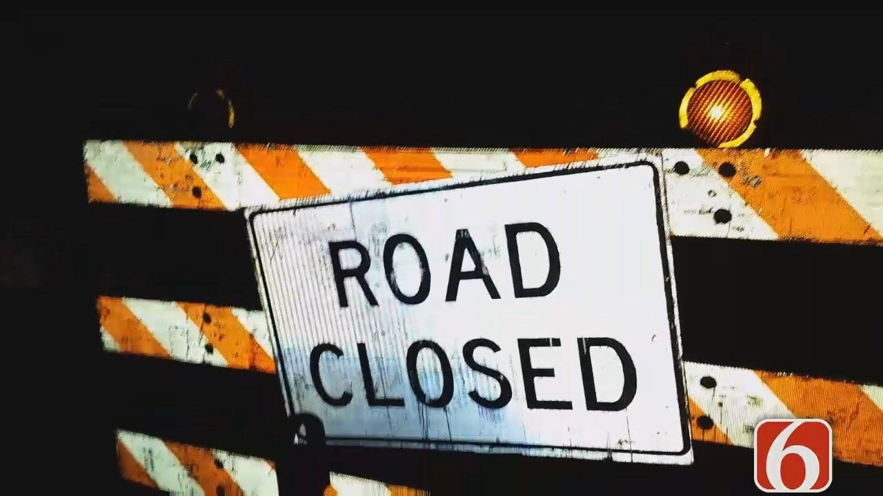 Dave Davis Reports On Repairs Have Closed Ramps On Tisdale At Pine