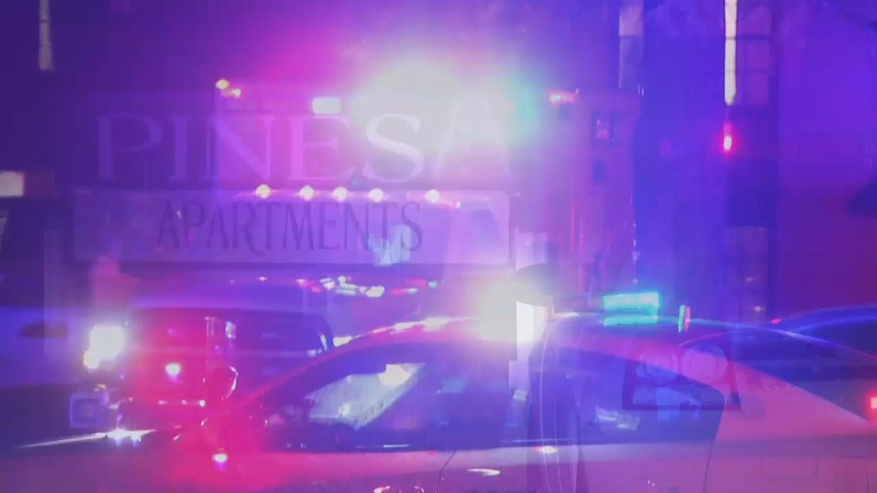 WEB EXTRA: Video From Shooting Scene In Sapulpa