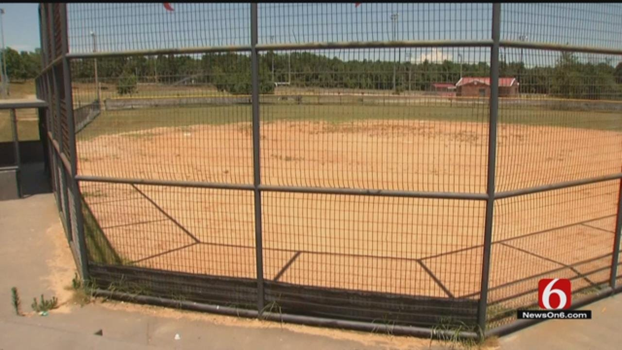 Softball Team Scared After Shots Ring Out During Practice