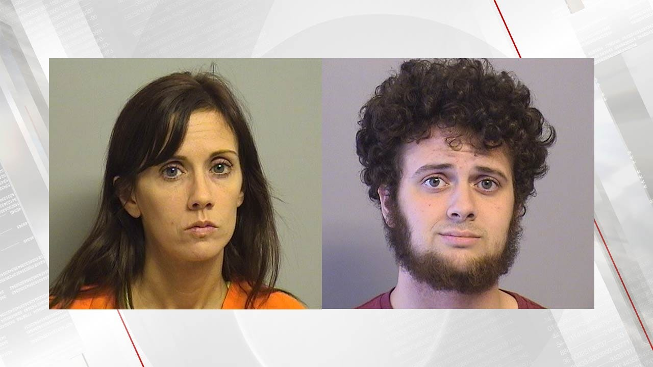 Owasso Mom Accused Of Selling Drugs To Raise Bail For Son's Drug Charges