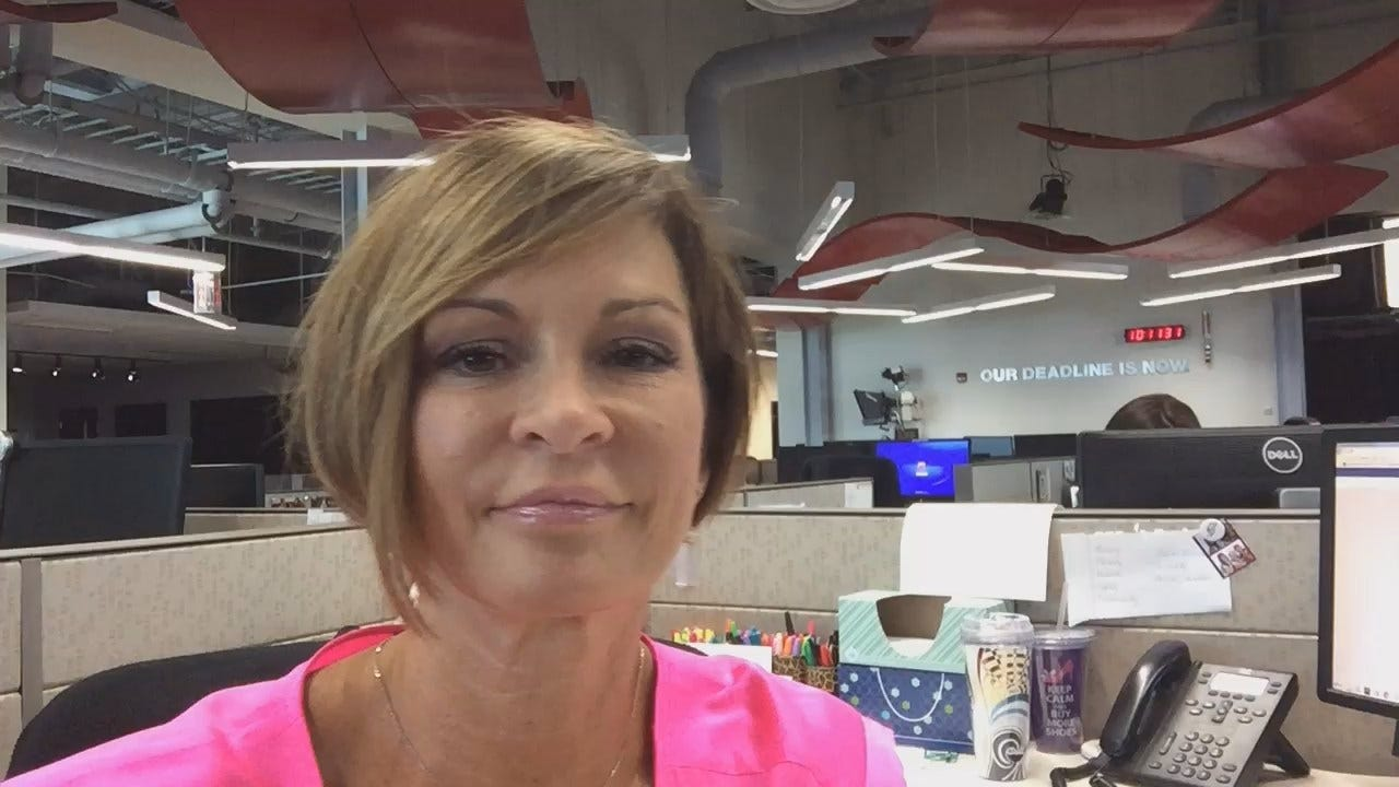 Lori Fullbright: Owasso Mom Accused Of Selling Drugs To Raise Bail For Son's Drug Charges