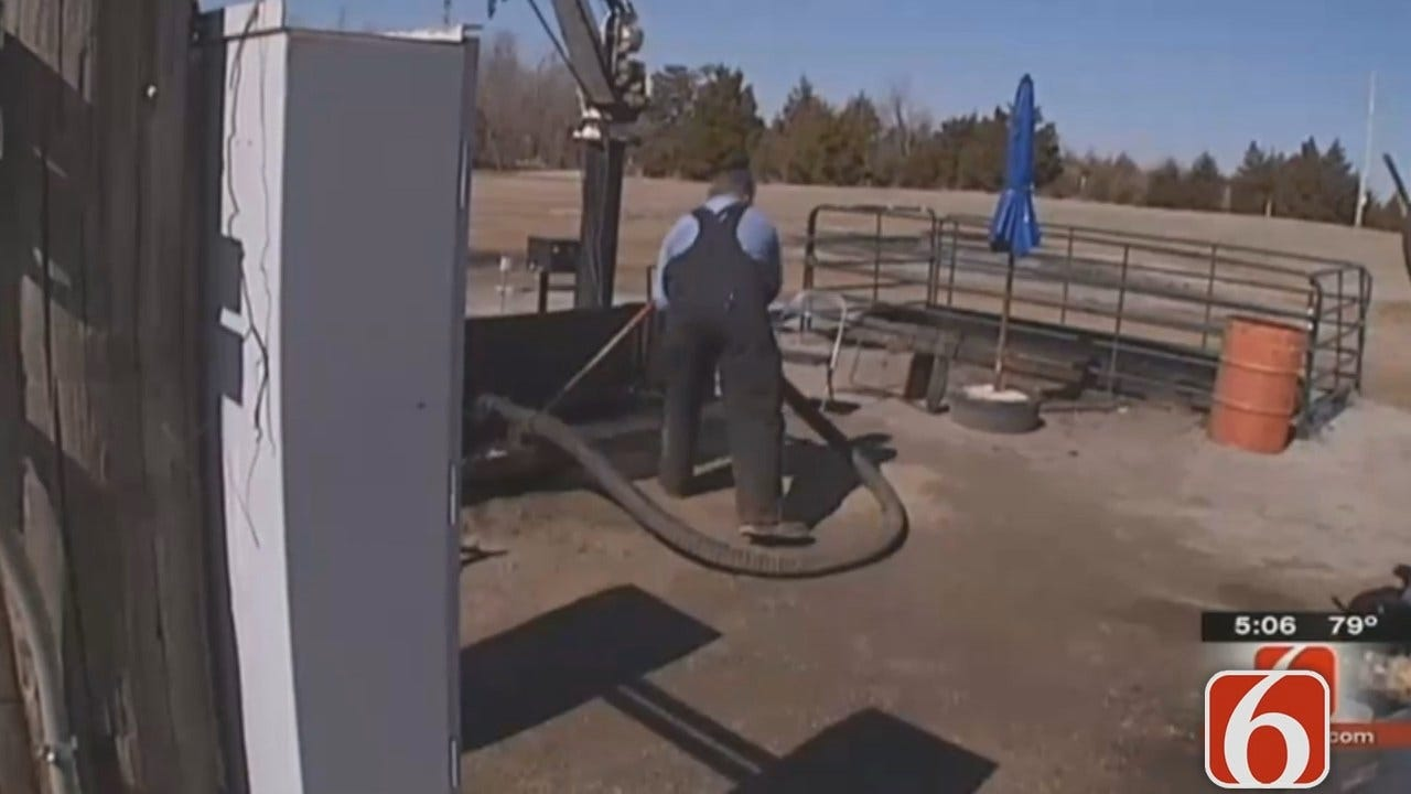 Dave Davis Reports A Federal Judge Strikes Down Fracking Rule