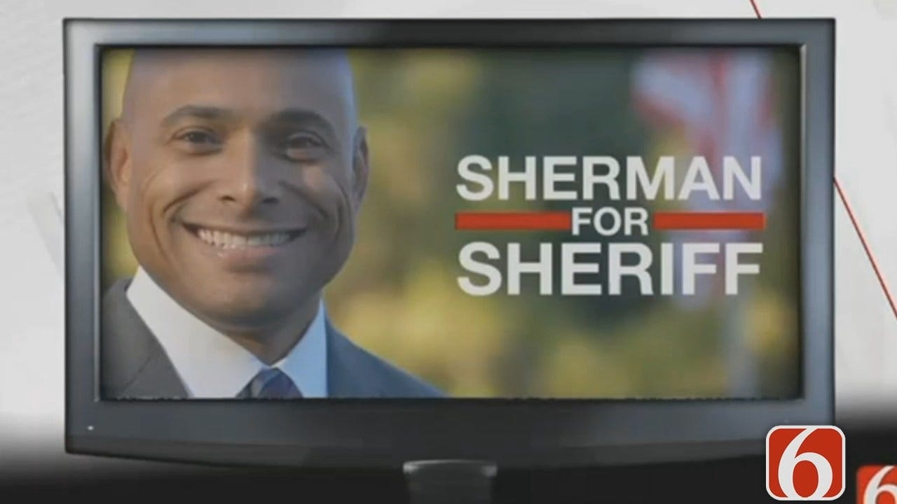 Dave Davis Reports Tulsa County Sheriff Candidate Agrees To Changes In Controversial TV Ad