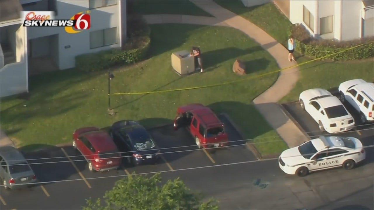Car Burglars Open Fire On Tulsa Man