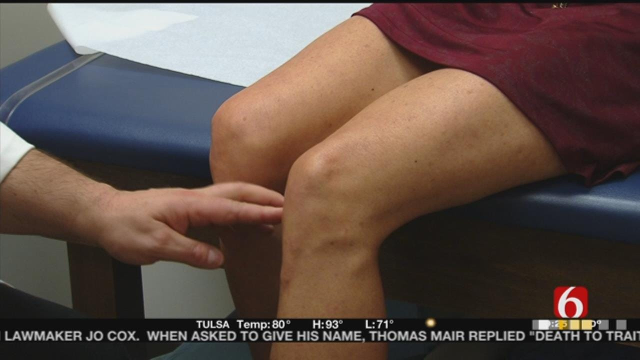 Medical Minute: Repairing Knees With Cadaver Parts
