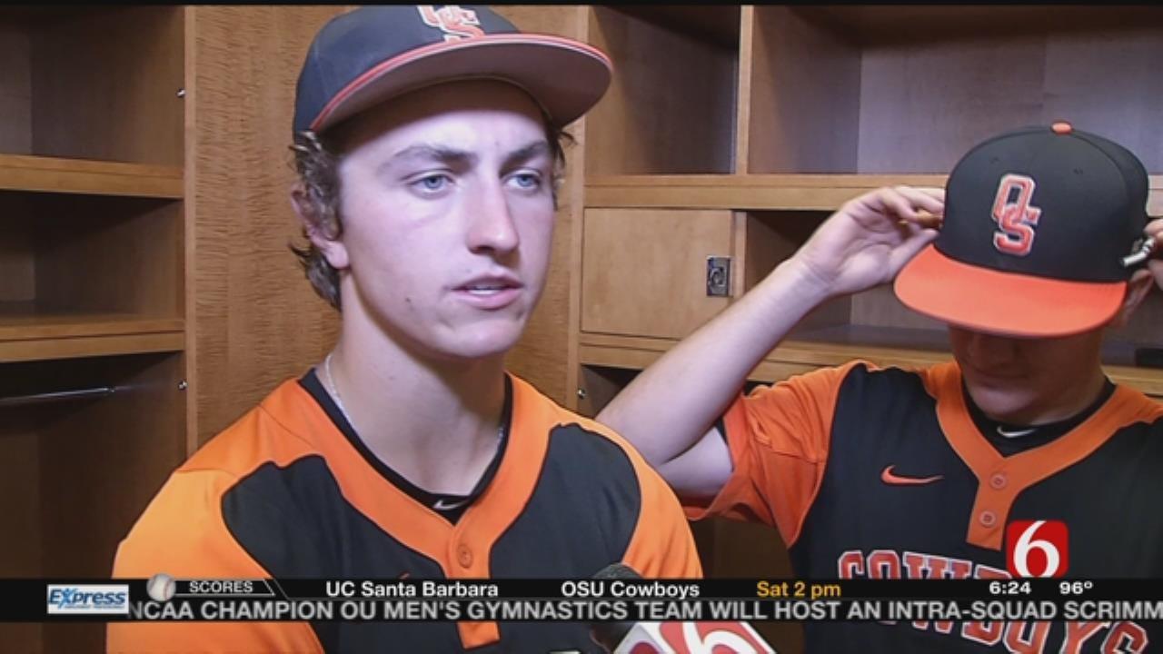 OSU Baseball Reveals Utropolis, The Dino Behind The Team's Success