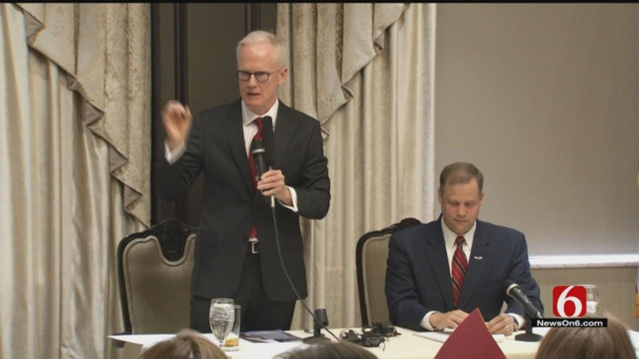 Republican Congressional Candidates Hold First Debate In Downtown Tulsa