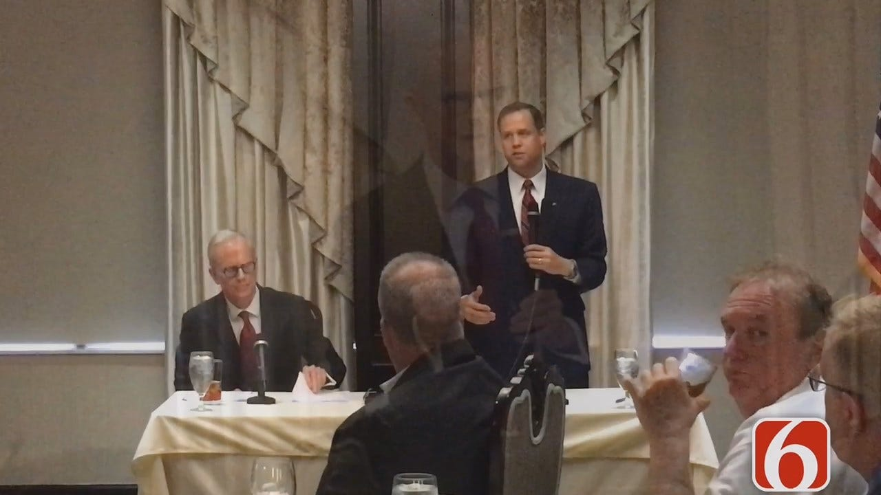 Emory Bryan: Republican Congressional Candidates Hold First Debate