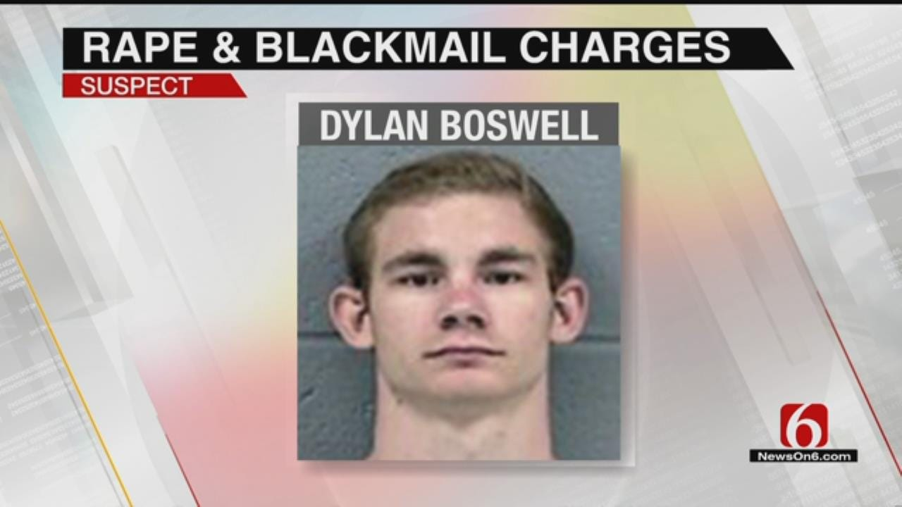 Nowata Teen Accused Of Blackmailing Minor To Send Nude Photos