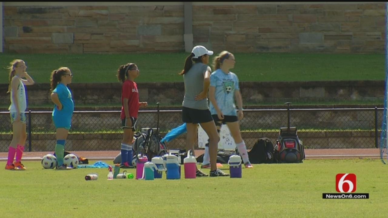 Tips For Keeping Kids Safe In Oklahoma Heat