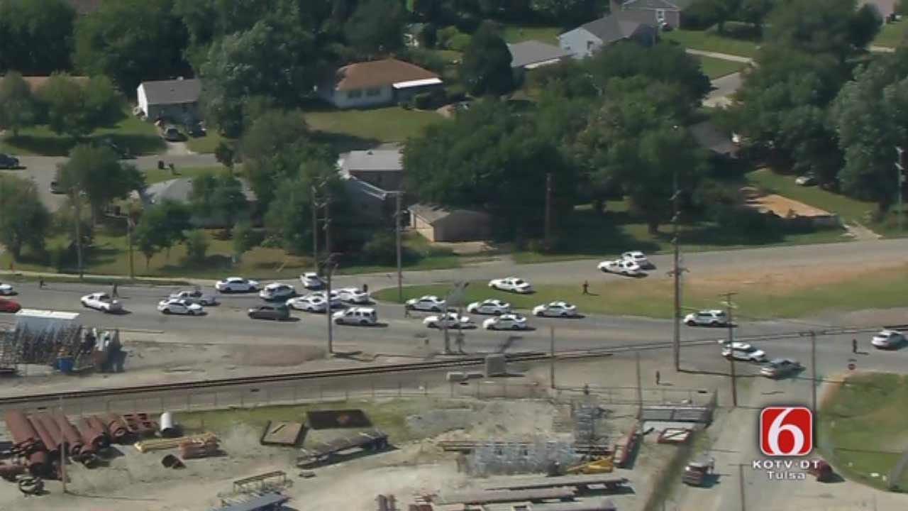 WEB EXTRA: Tulsa Police On Fatal Shooting
