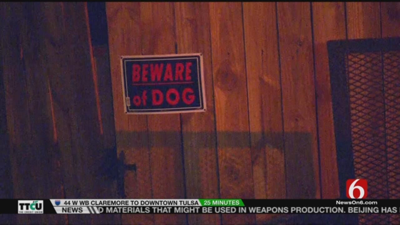 Suspects Pistol-Whip Man, Shoot His Dog In Tulsa Home Invasion