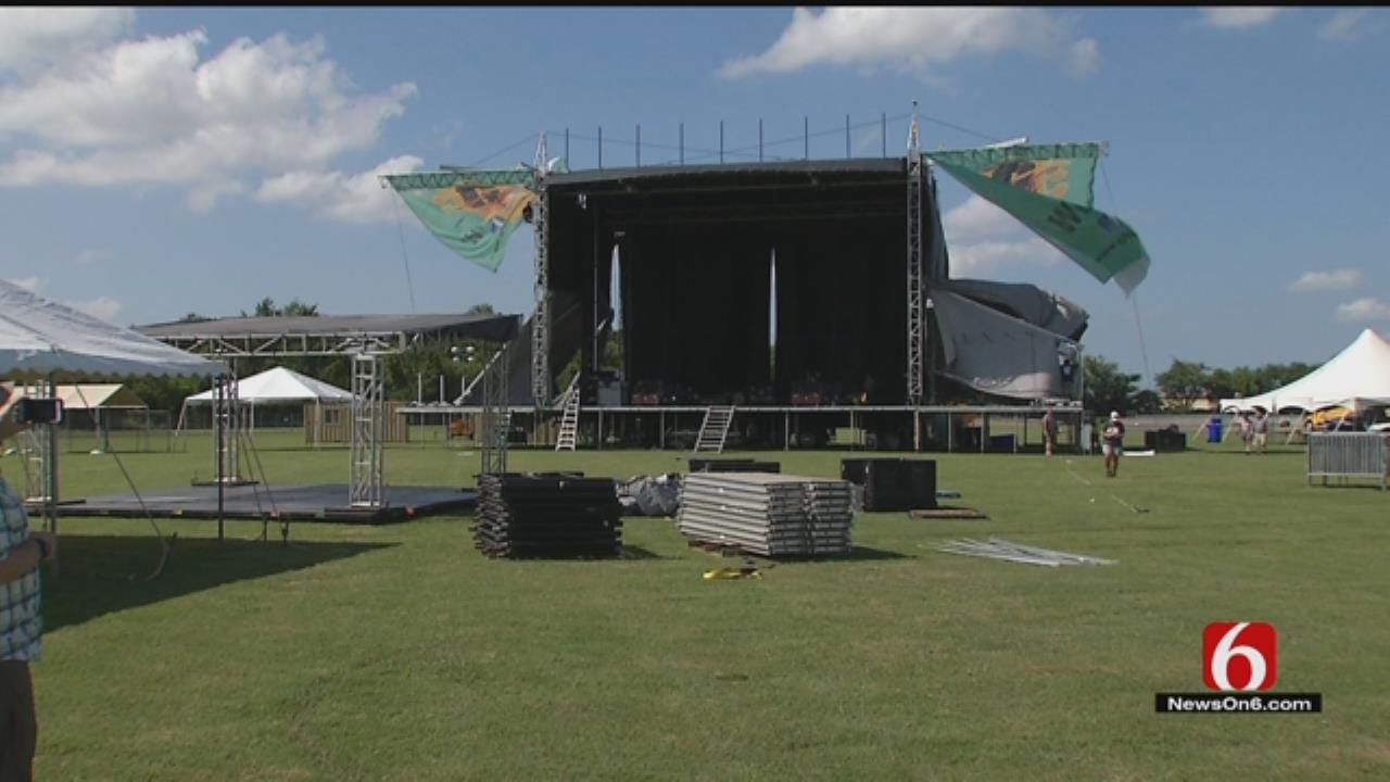 G-Fest Addressing Security, Traffic, Heat As 3-Day Festival Approaches