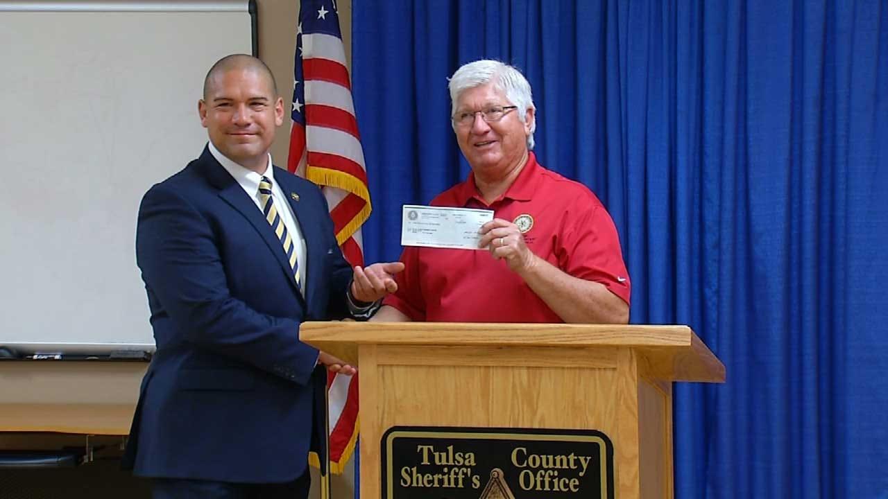 Cherokee Nation Donates $5K To Tulsa County Sheriff's Office