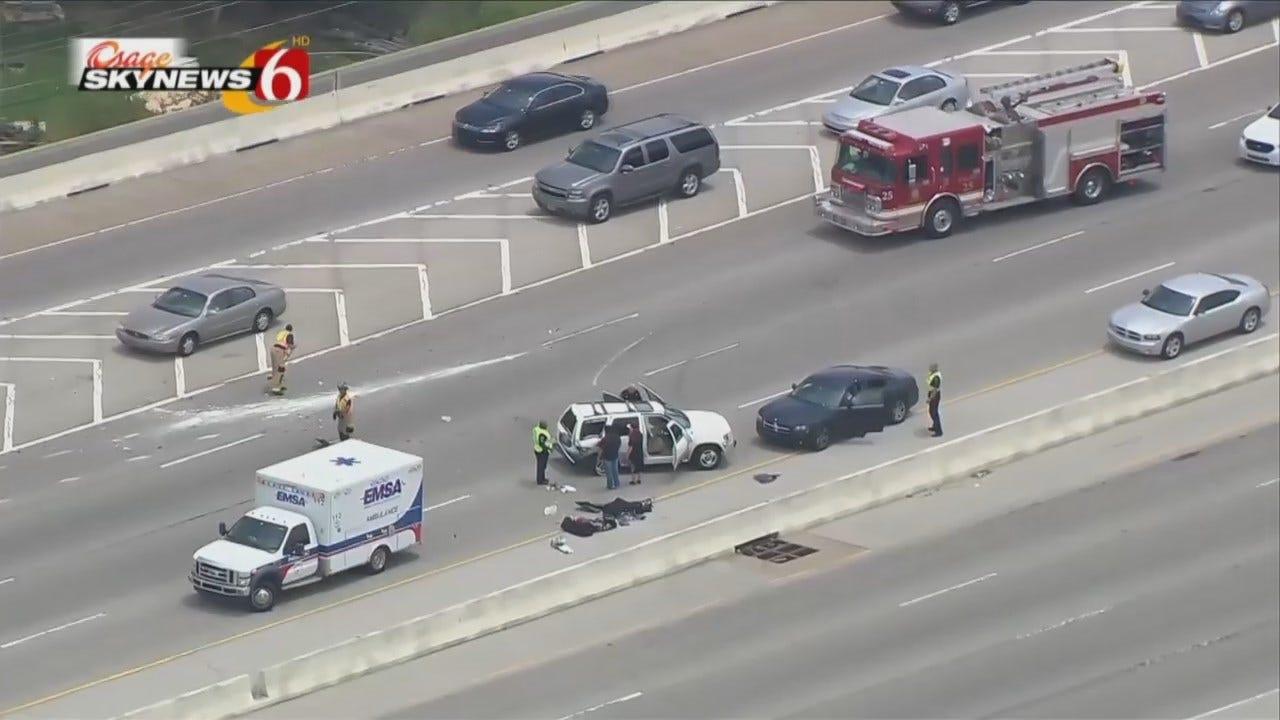 Osage SkyNews 6 HD: BA Expressway Crash At Memorial