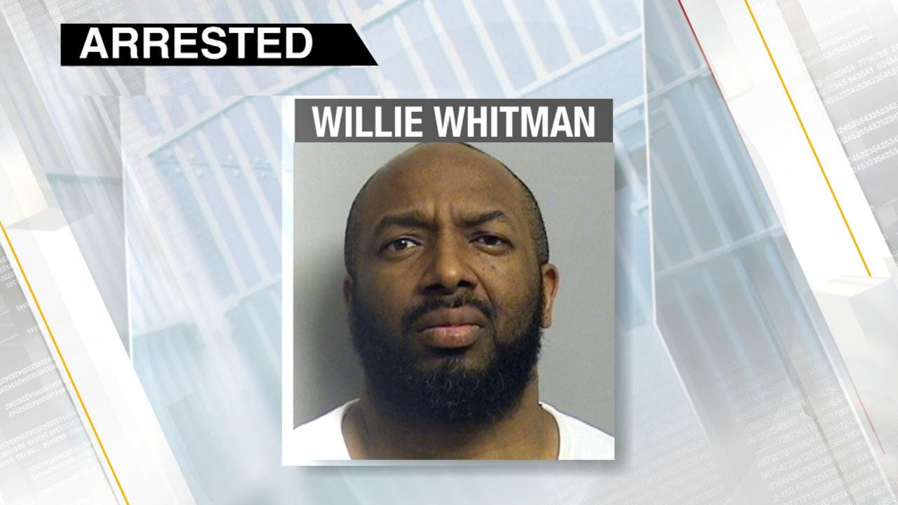 Tulsa Man Arrested On Kidnapping Complaint