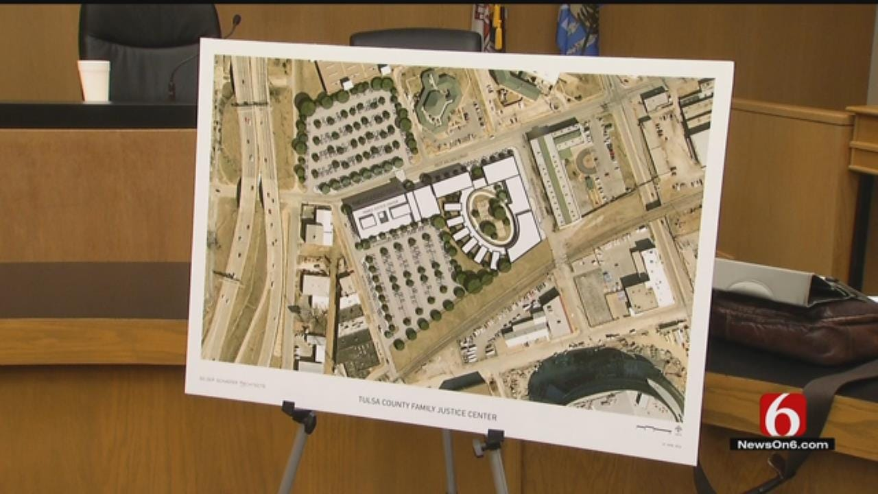 Tulsa Commissioners Vote To Put Juvenile Justice Center Downtown