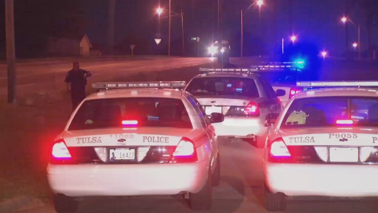WEB EXTRA: Video From Scene Of East Tulsa Shooting