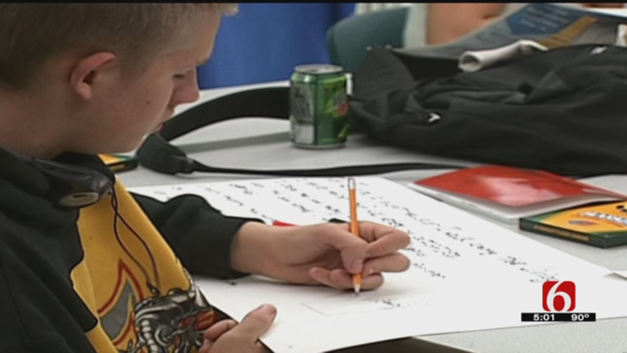 Tulsa Street School Director Calls Education Cuts 'Gut Wrenching'