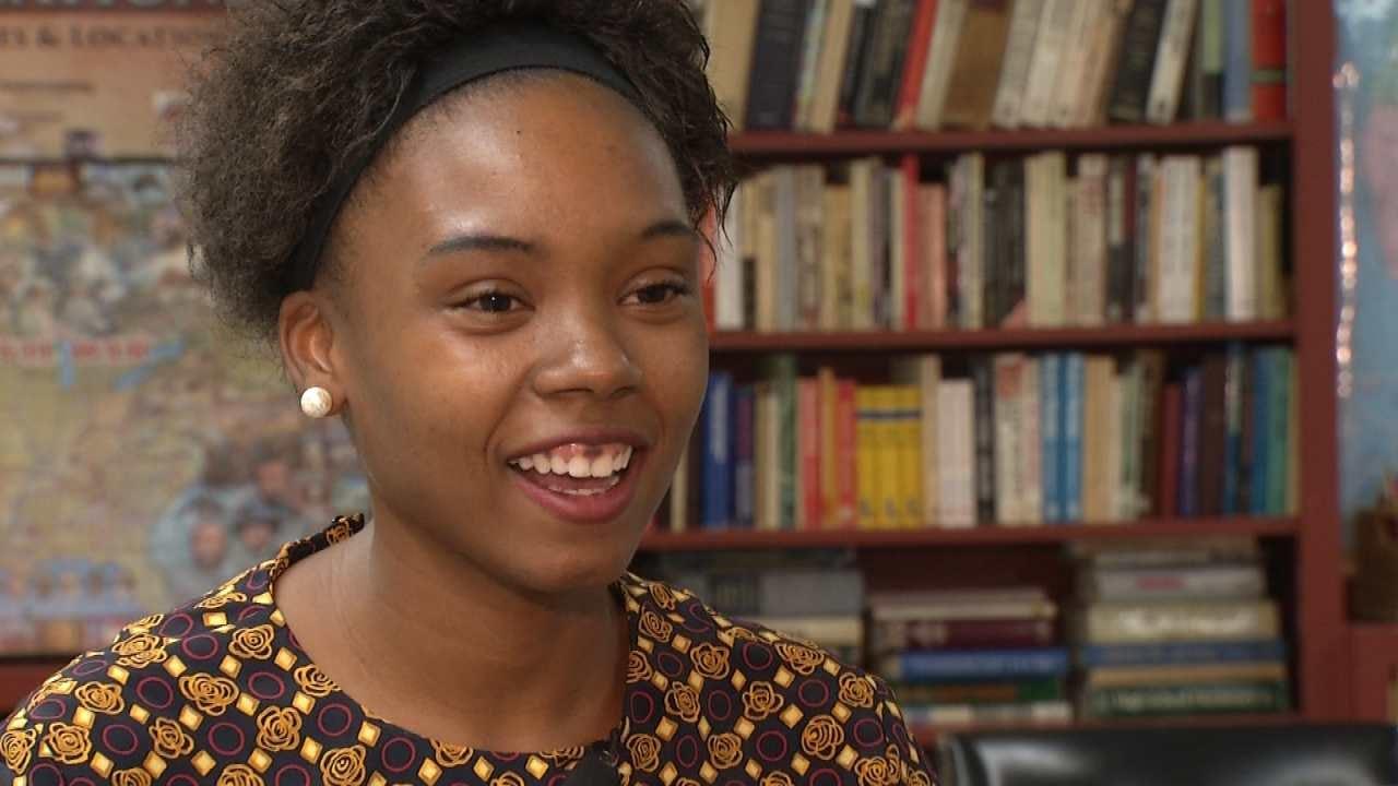 WEB EXTRA: Tulsa Street School Was A Life Line, Grad Says