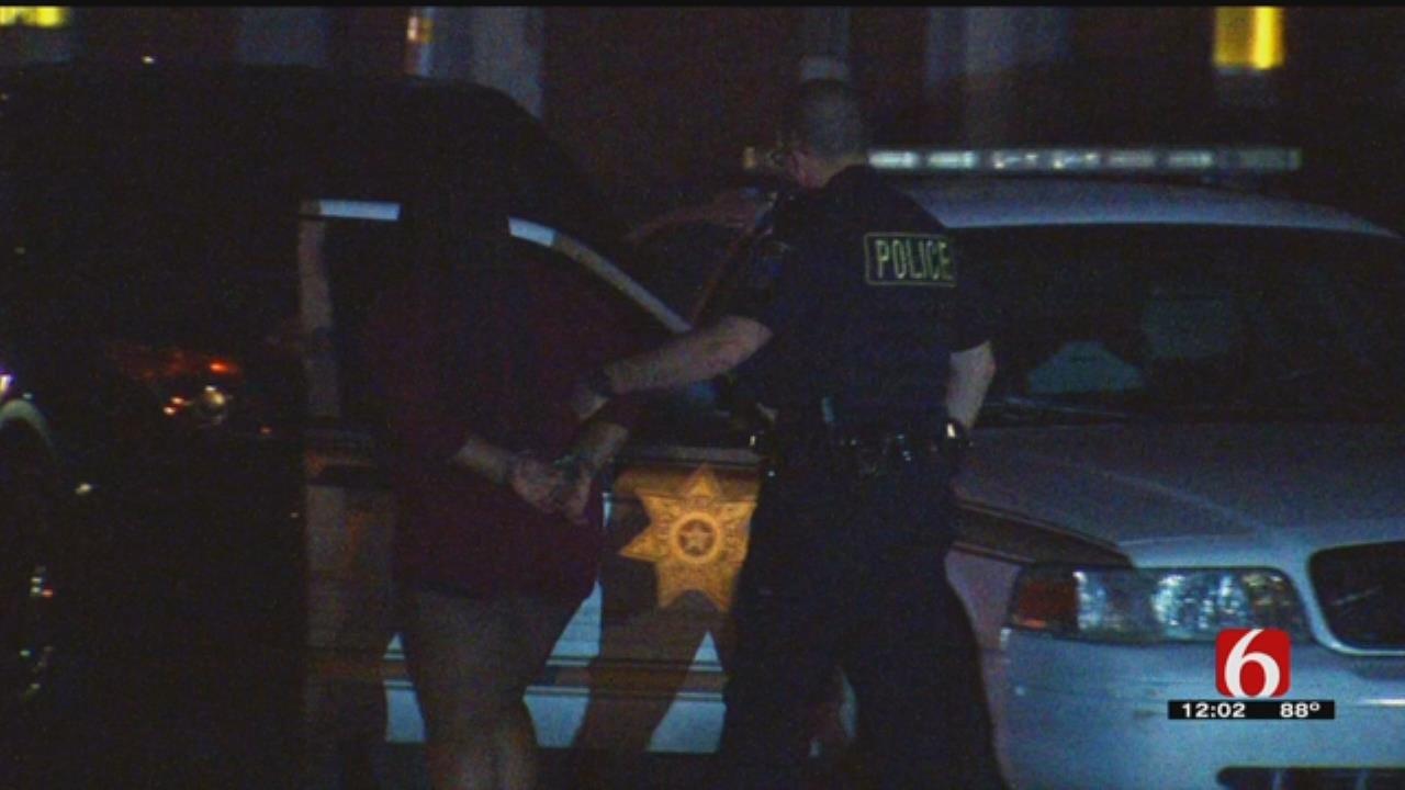 Tulsa Woman In Custody For Stabbing Boyfriend In Neck