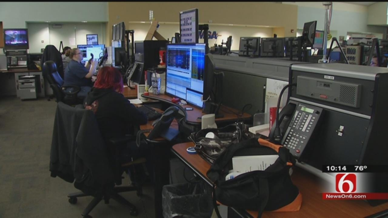 New Law Could Bring Much Needed Boost To Tulsa 911 Center