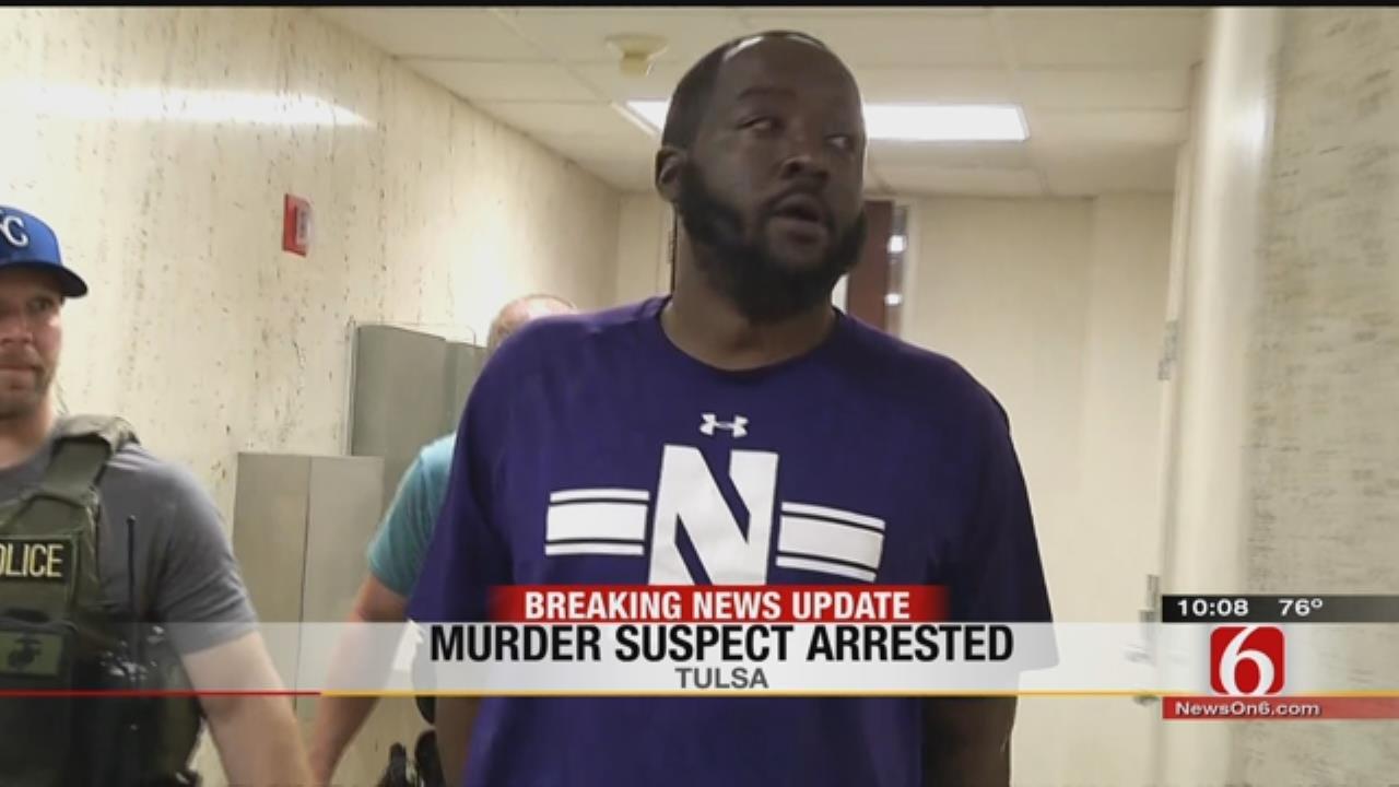 Denver Triple Murder Suspect Arrested In Tulsa