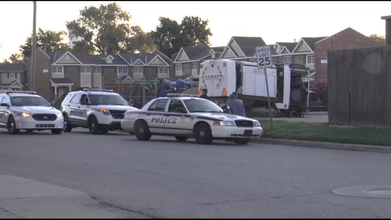 Dave Davis: Tulsa Lot Maintenance Worker Robbed At Gun Point
