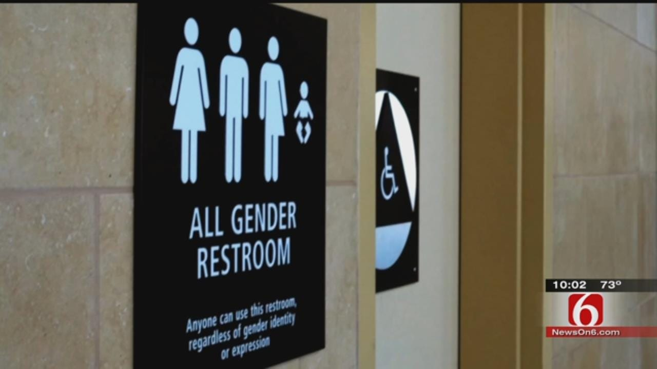 Pride Goers Have Mixed Reaction To OK AG's Lawsuit On Transgender Bathroom Guidelines