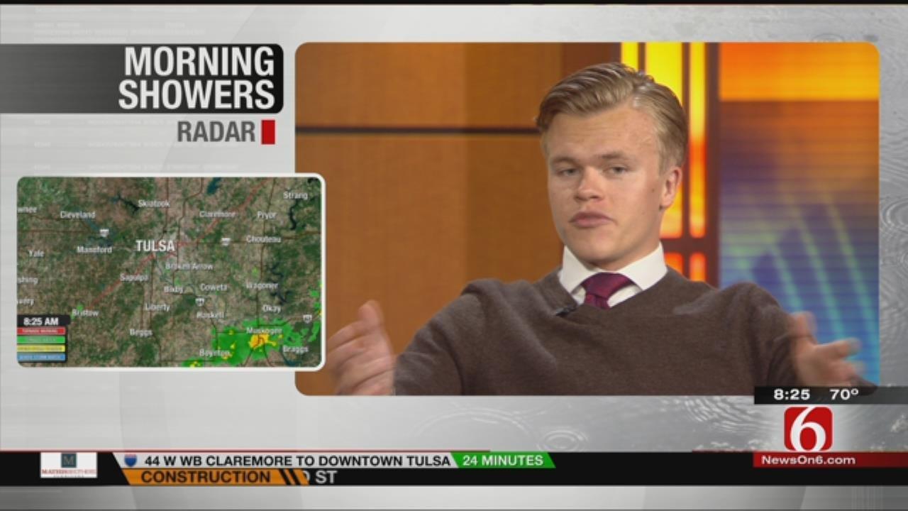 Tulsan Reacts To Being Called 'Matt Damon' During Tulsa Mayoral Debate