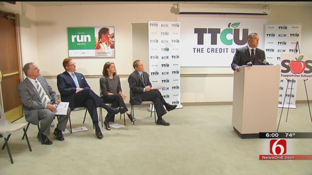 TTCU Aims To Raise $4 Million For Area Schools This Month