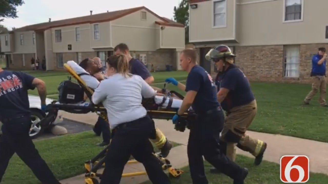 Emory Bryan: One Injured In Tulsa Shooting