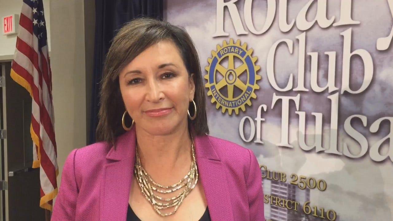 Terry Hood On Tulsa Mayoral Forum