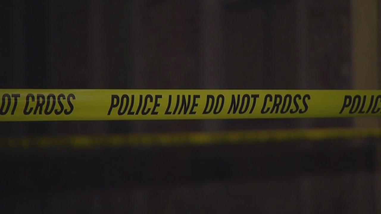 WEB EXTRA: Video From Scene Of Tulsa Man Cut With Machete