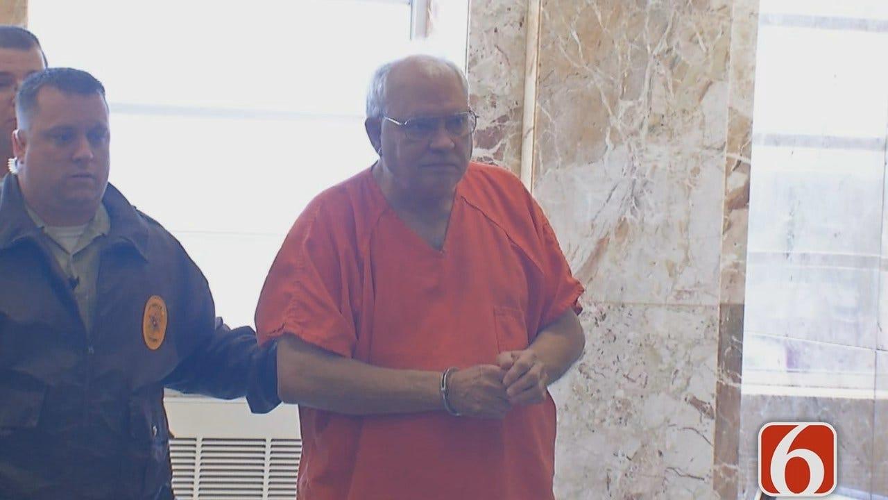 Dave Davis Says Former Reserve Deputy Bob Bates Set To Be Sentenced