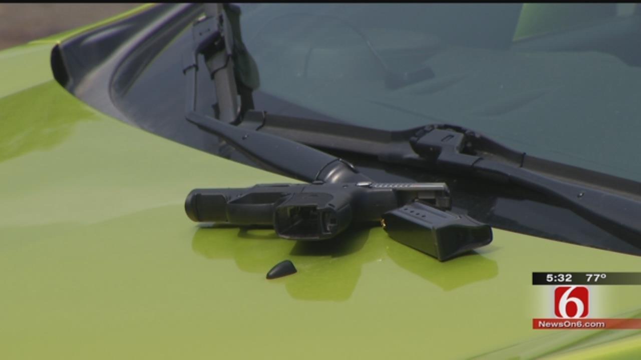 Shooting Victim Critical In Tulsa Hospital