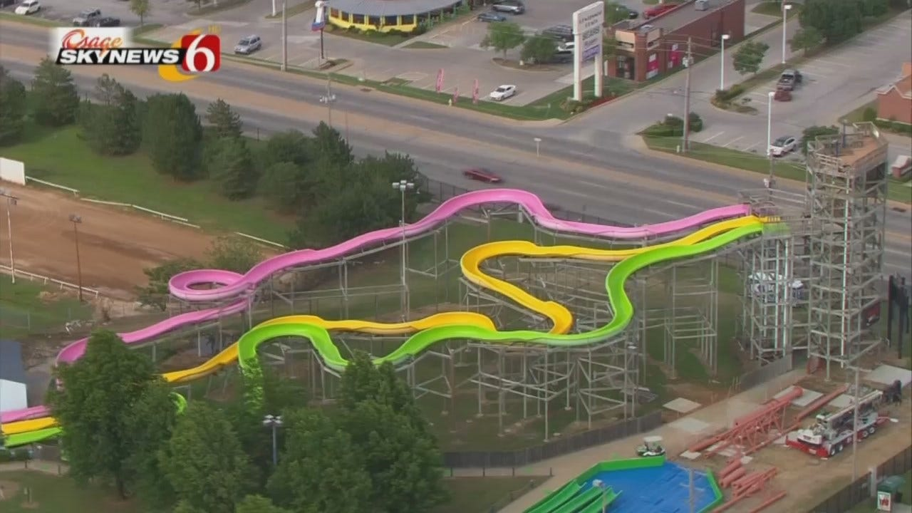 Safari Joe's H20 Water Park In Tulsa Opens