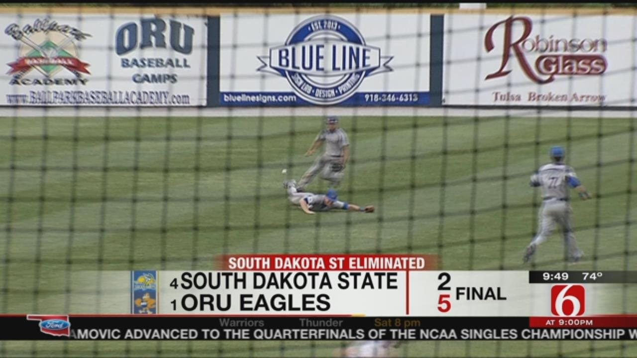 Golden Eagles Beat SDSU, Advance To Summit League Title Game