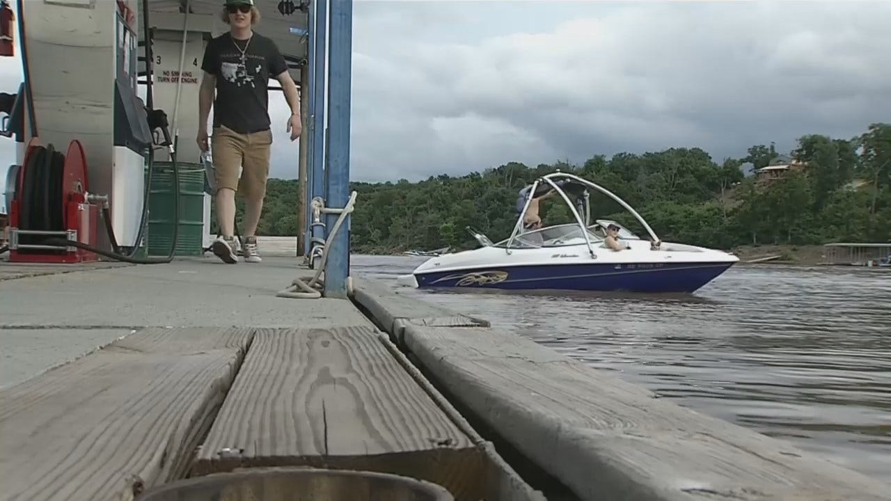 After Rain-Soaked 2015, Eufaula Businesses Glad To See Lake-Goers