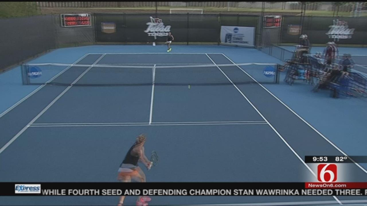 OSU's Adamovic Advances To Second Round Of NCAA Tennis Individual Championships