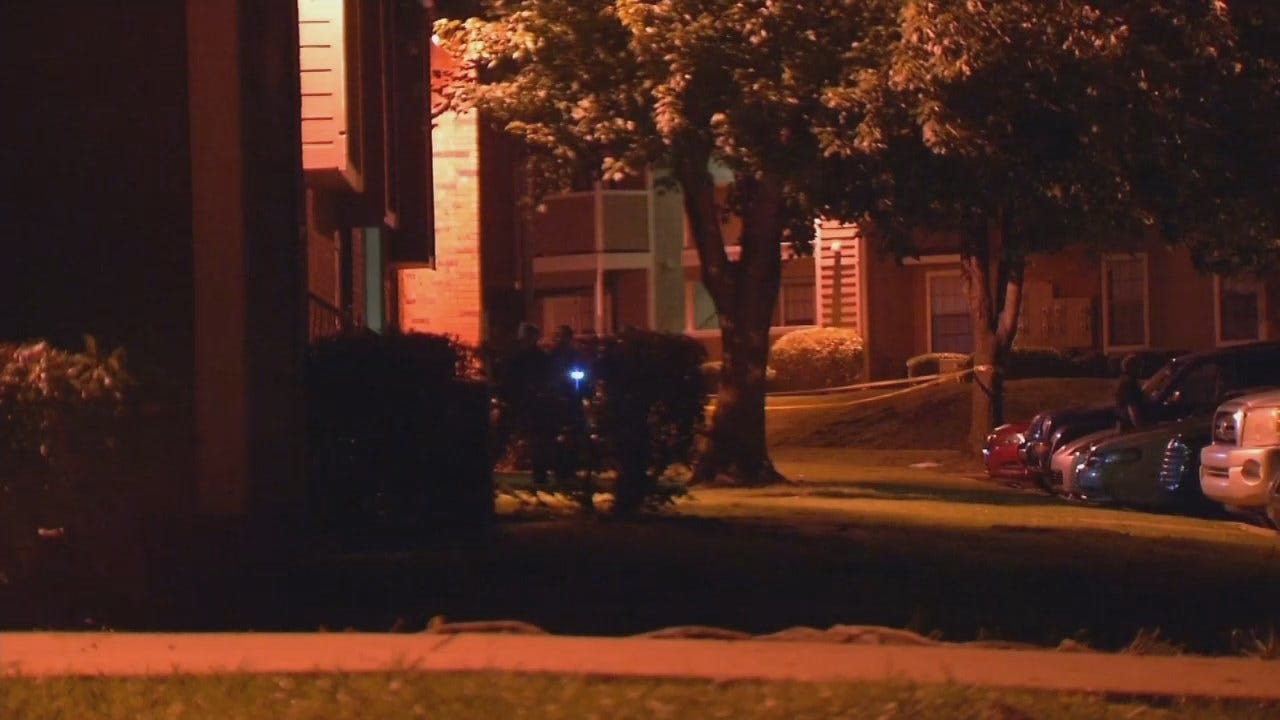 Police: Tulsa Home Invasion Ends With Teen Stabbed To Death