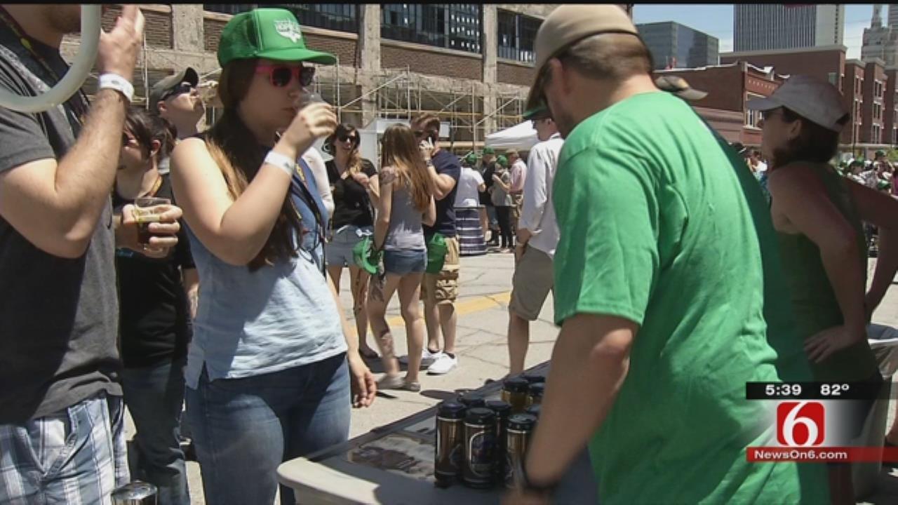 Hanson's Hop Jam Brings Music, Craft Beer To Brady District