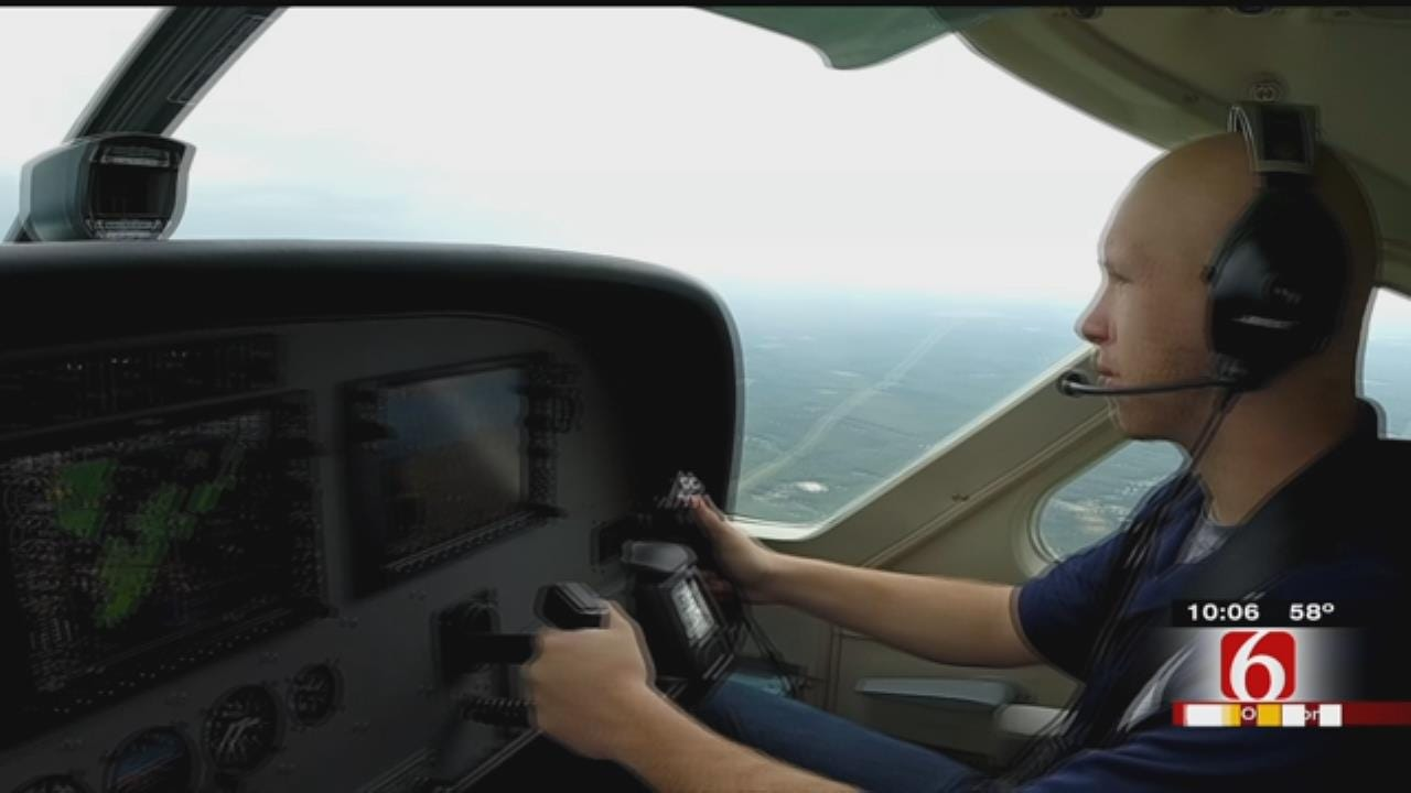 Sapulpa Senior Battling Cancer Takes Flight Before Graduation