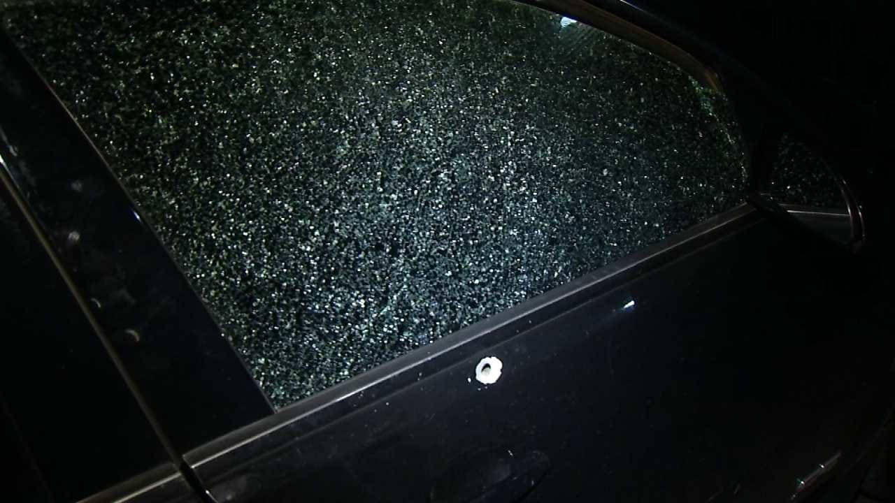 Joseph Holloway Reports On Shots Fired At Woman's Car