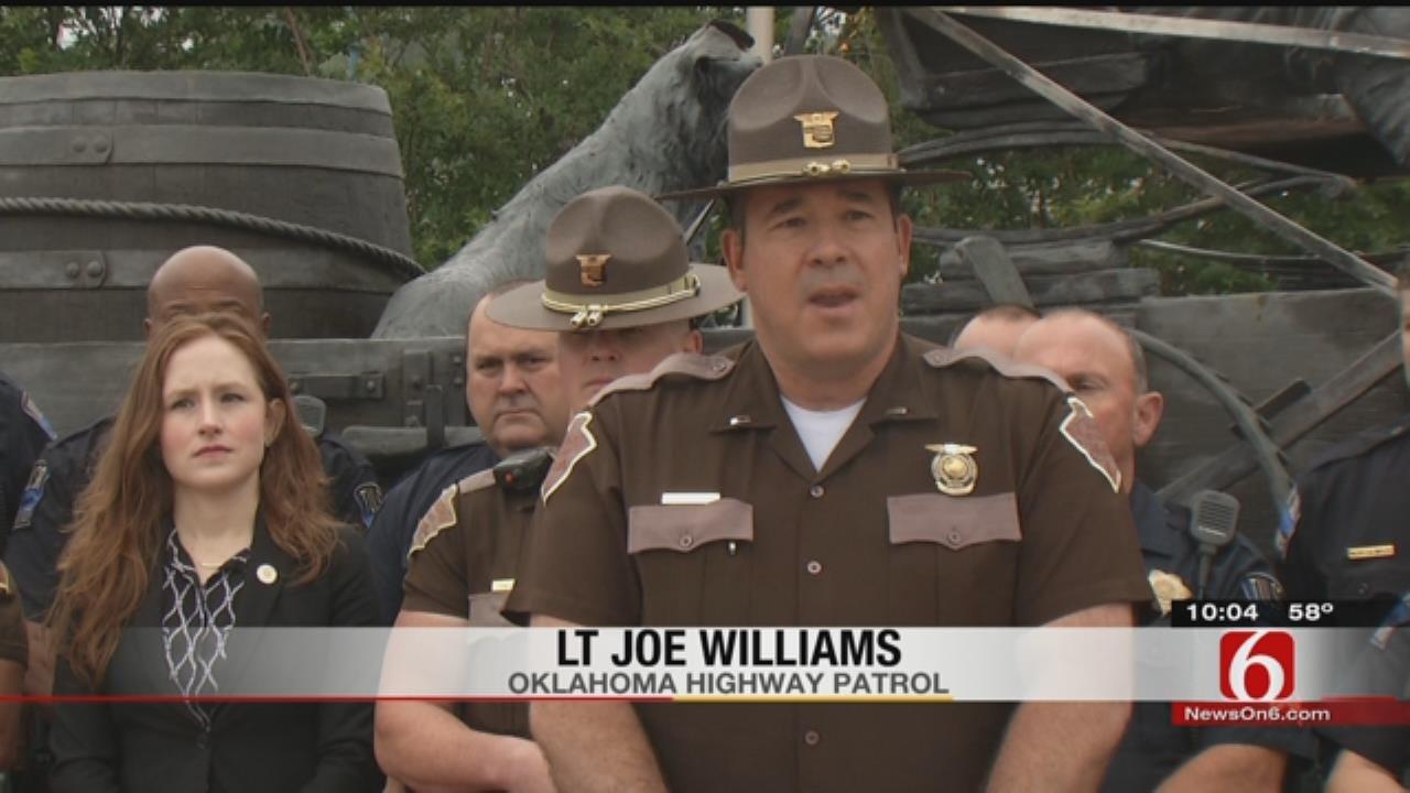 Oklahoma Law Enforcement Planning Crackdown On Drunk Drivers, People Not Wearing Seatbelts