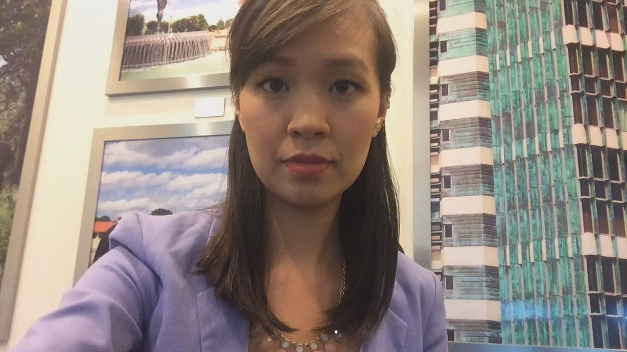 Annie Chang On Claremore Child Abuse Arrests