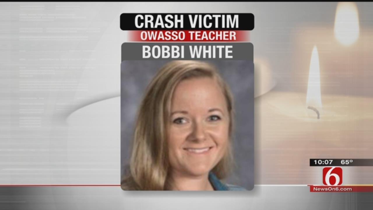 Teacher Dies After Owasso Car Crash; Students, Colleagues Mourn Death