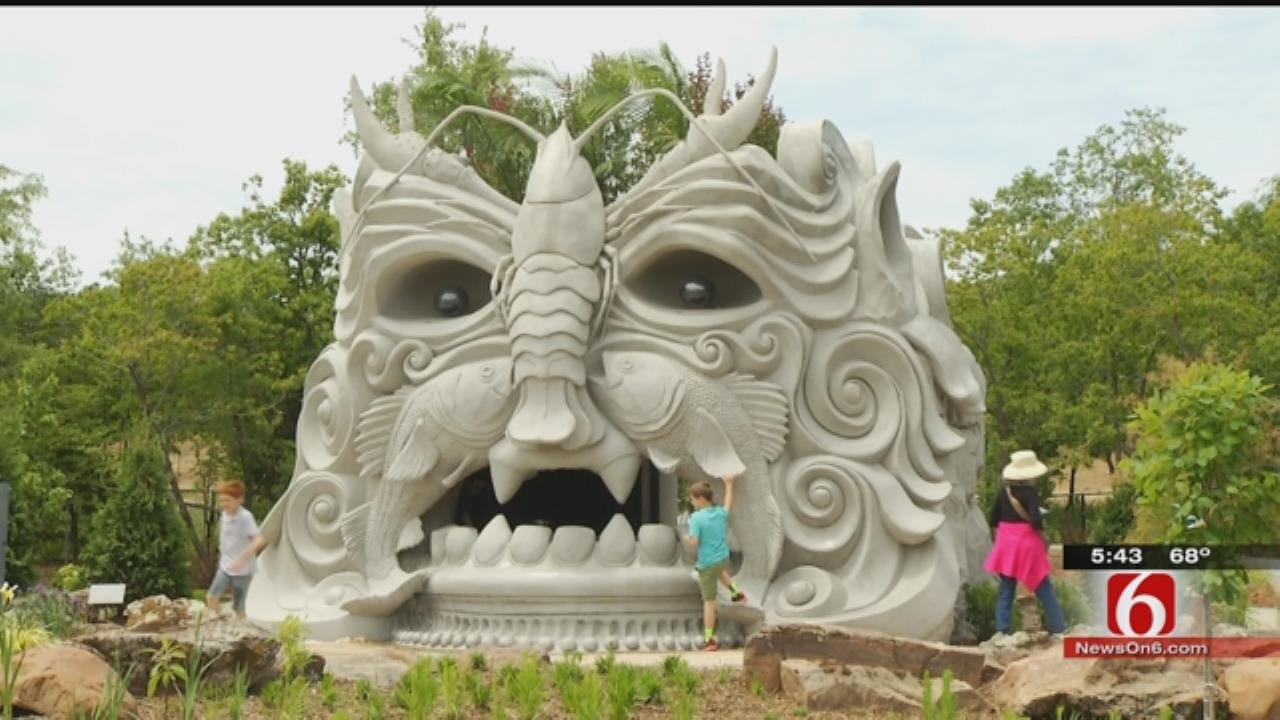 Tulsa Botanic Gardens Opens Up Garden For Kids
