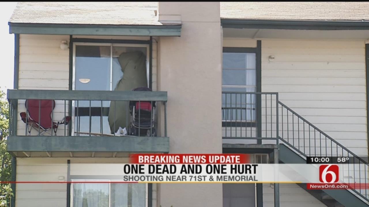 1 Dead In South Tulsa Double Shooting