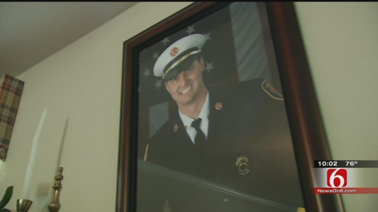 Daughter Of Fallen Claremore Firefighter Defends Wrongful Death Suit